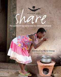 Share the cookbook