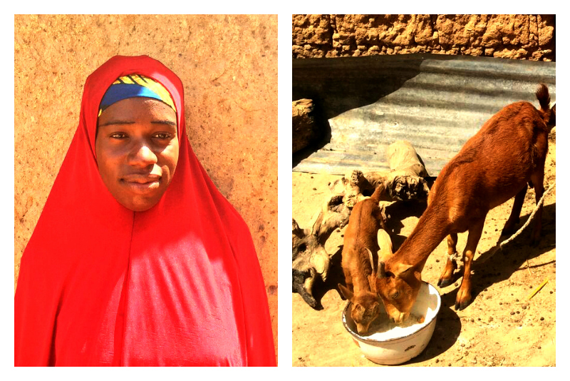 Women are raising goats and building a better life