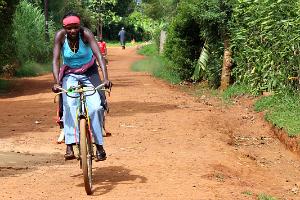 On a Roll Towards Empowerment | Women for Women International