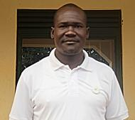 Moses Abure, Economic Empowerment Program Officer in South Sudan