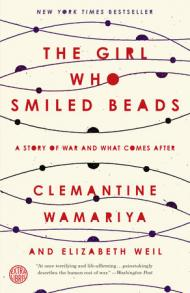 Book Cover - The Girl Who Smiled Beads