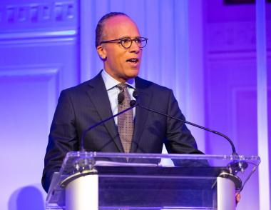 luncheon - lester holt 2