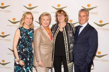 2017 luncheon - mary zeints and hrc