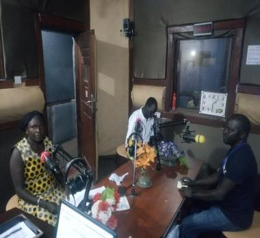 South Sudan Radio Broadcasts