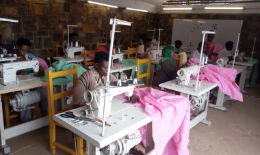 WOC sewing Center