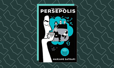 Book cover for The Complete Persepolis by Marjane Satrapi