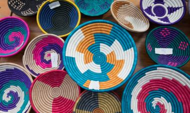 picture of handmade baskets