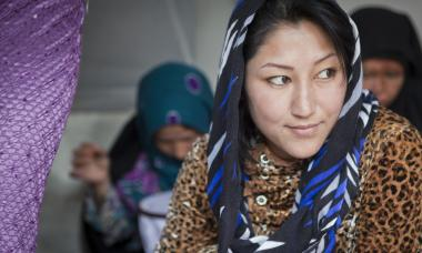 Woman in Afghanistan Program