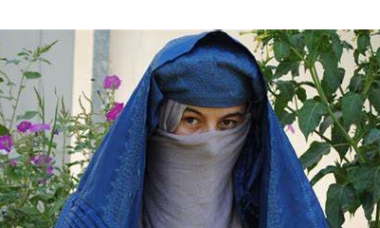 Frishta, a program participant in Afghanistan